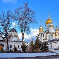 Зачатьевский монастырь. :: Евгений Голубев