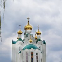 Церковь Сошествия Святого Духа. :: Светлана Ивановна Медведева