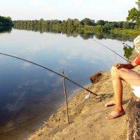 летние каникулы :: Александр Прокудин