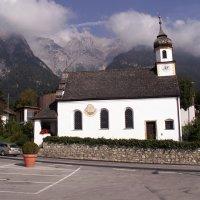 Домик в Альпах :: Lukum
