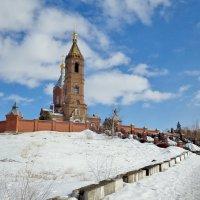 На горе Преображенской :: Евгений Алябьев