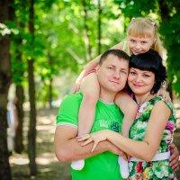 Очаровательная Майя и ее семья!!!! :: Кристина Беляева