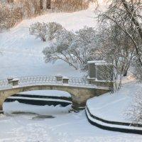 зима в Павловске :: Елена