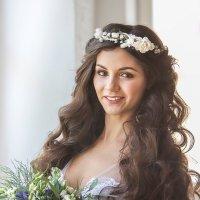 Карина - утро греческой невесты :: Elena Tatarko (фотограф)