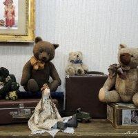 Старинные игрушки :: Мария Кондрашова