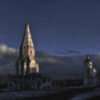 Полночь :: Евгений Голубев