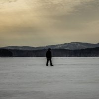 """"""" гулять по воде""""... :: Геннадий Федоров"""