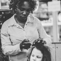 Африканские косички :: Елена Селина