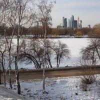 Весенний пейзаж :: Константин Фролов