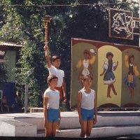 Открытие летних игр 1984 :: imants_leopolds žīgurs