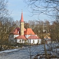 Приоратский Дворец в Гатчине :: Елена