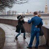 Бэкстейдж. Фотограф за работой. :: Игорь Овсянников