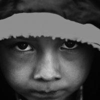 Черно-белое детство :: МахМа .