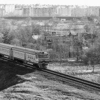 Поезд :: Aleh Nekipelau