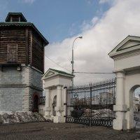 Старая башня :: михаил суворов