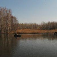 Рыбаки. :: Лена Минакова