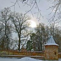Фёдоровский Городок зимой :: Елена