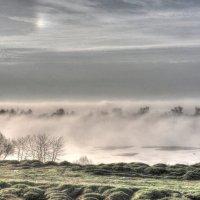 мартовский туман :: Алексей Меринов