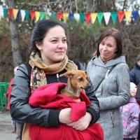 Дама с собачкой :: Андрей Lyz