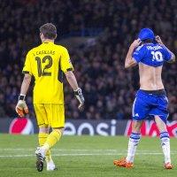 FC Chelsea vs FC Porto :: Vitaliy Turovskyy