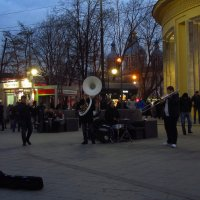 Уличные музыканты - 1 :: Андрей Лукьянов