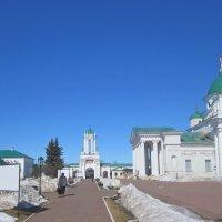 Спасо - Яковлевский Димитриев монастырь. :: Михаил Попов