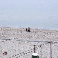 на пляже :: Ефим Хашкес