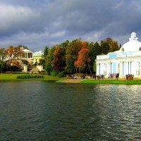 Большой пруд Екатерининского парка ЦС :: Сергей