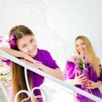 мама и дочь :: Марат Кальжанов