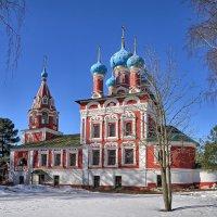 весенний Углич :: Petr Popov