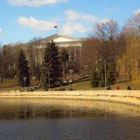 Весна в Минске :: Светлана З