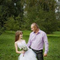 свадьба :: татьяна Сапего