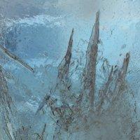 Рисунок на льду :: Николай Масляев