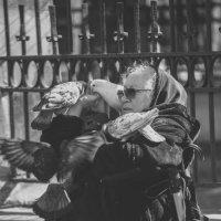Добрая бабушка :: Artem Ulyanov