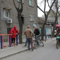 Производственная гимнастика рикш. :: ВИКТОРИЯ Т