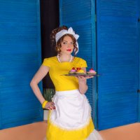 официантка из прошлого :: Мария Корнилова