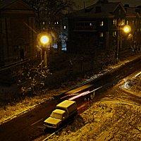 городские огни.... :: александр дмитриев