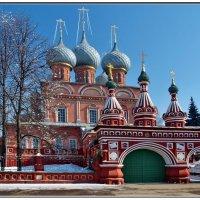 Кострома. Церковь Воскресения на Дебре. :: Олег Савицкий