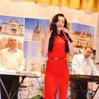 Наталія Мазаєва, солістка гурту Метроном :: Степан Карачко