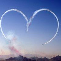 Авиа шоу в небе над Шарм-эль-Шейхом :: Lukum