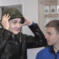 Первая примерка ... :: Владимир КРИВЕНКО