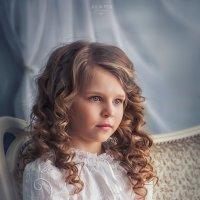 Царевна-несмеяна :: Юлия Fox(Ziryanova)