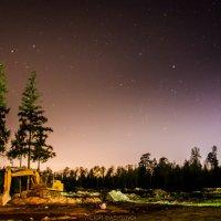 Ночная работа :: Виктор Баштовой