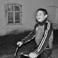 Катилось детство по старой улице моей.......... :: Святец Вячеслав