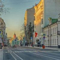 Московское утро... :: марк