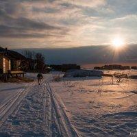 Утро в деревне :: Яна Старковская