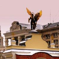 поездка в Киев :: Александр Прокудин