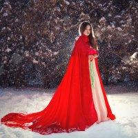 Красная шапочка :: Александра Захарова (Борщева)