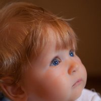 Красивая девочка с красивыми глазами :: Андрей Романов