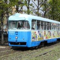 Старый трамвай :: Юрий